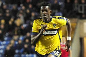 Armand Gnanduillet accentuates the positives of move to Oxford United