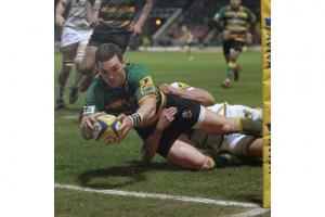 North injured during Saints success