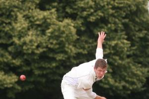 CRICKET: Karl Penhale is the hero for Banbury