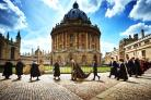 Is this the most romantic place in Oxfordshire? The Radcliffe Camera in Oxford