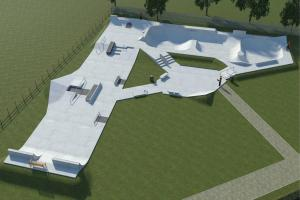New park 'will be a skateboarder's dream'