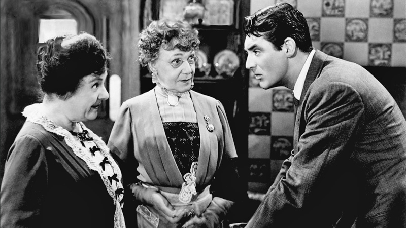 Curated by Brookes Film Tutors: Arsenic and Old Lace
