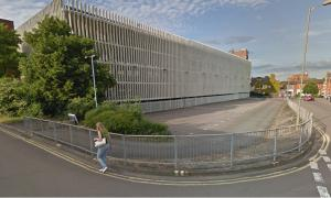Banbury Cake: Banbury's Castleside multi-storey car park has closed for good