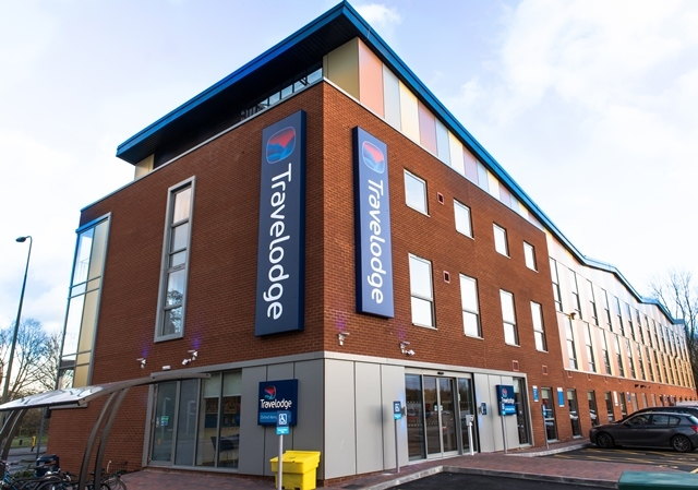 Travelodge New Hotel .Grand Opening .in Oxford .05/02/16.Photographer ; Sonja Horsman.