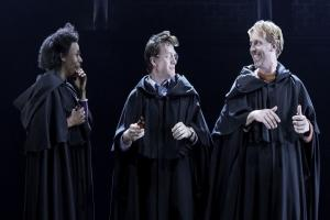 Pottermania is back as Harry Potter And The Cursed Child opens in London