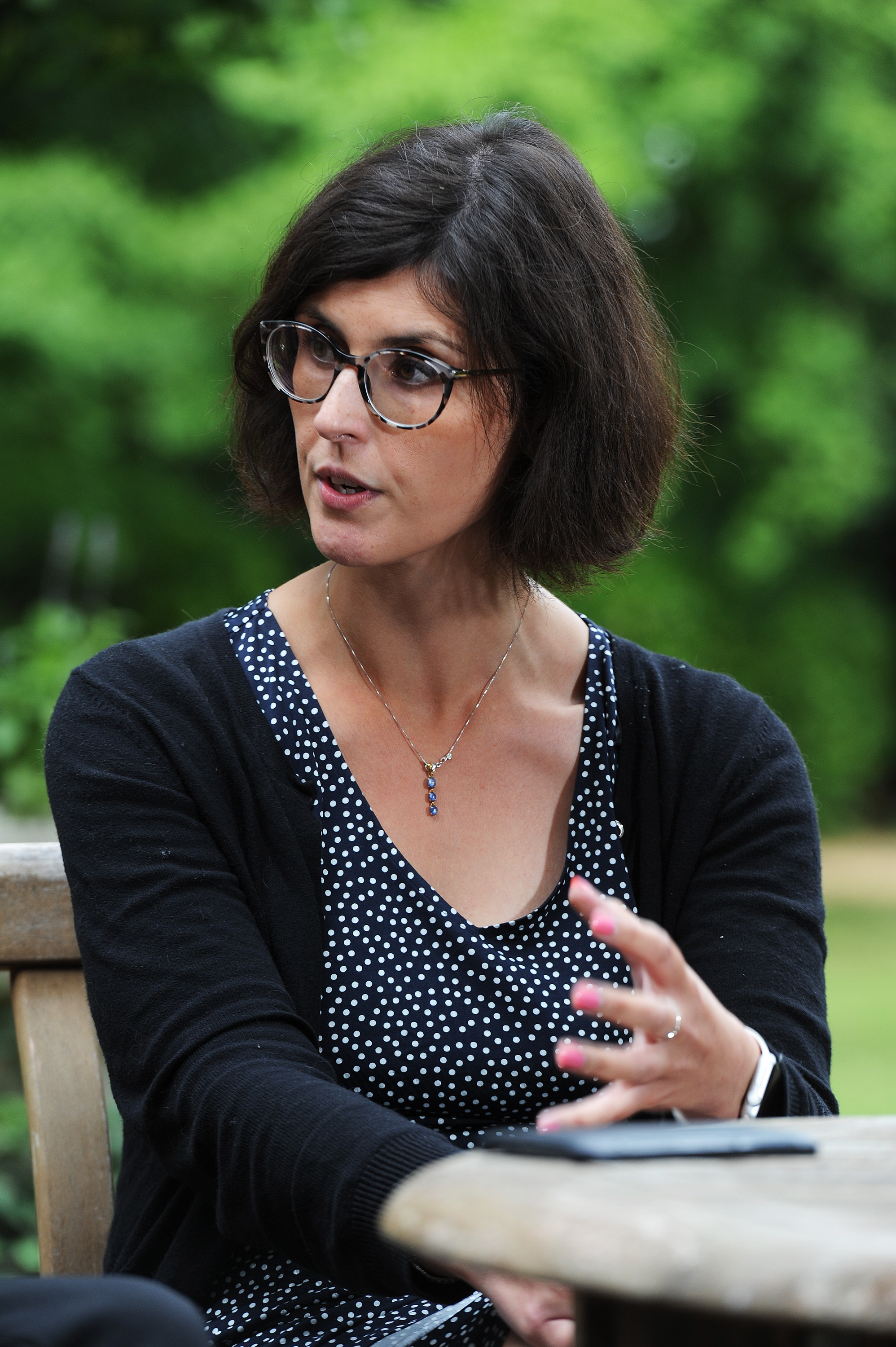 MP for Oxford West and Abingdon Layla Moran Picture: Jon Lewis