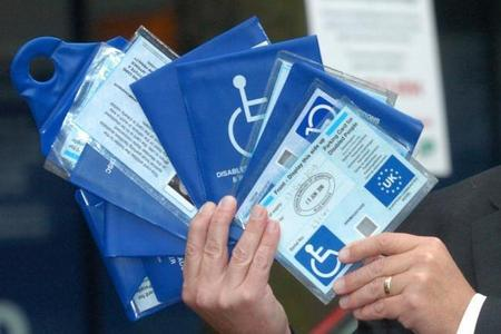 Amnesty for motorists misusing Blue Badges