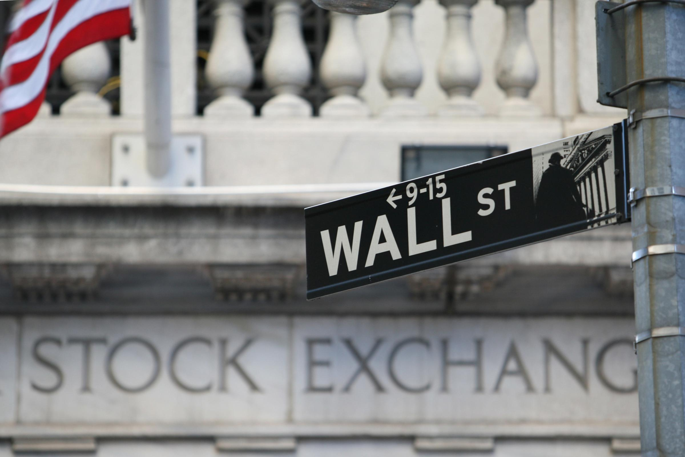 Respite for Wall Street after red October for traders