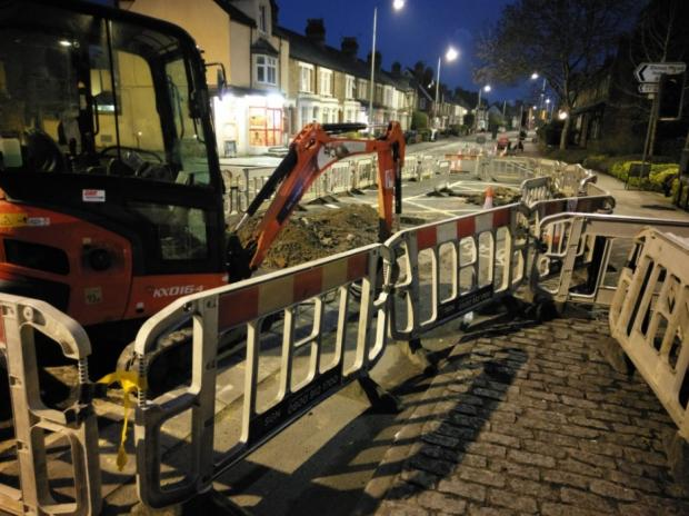 Botley Road could be fully reopened by tomorrow