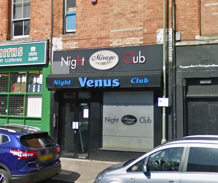 Venus nightclub, Banbury
