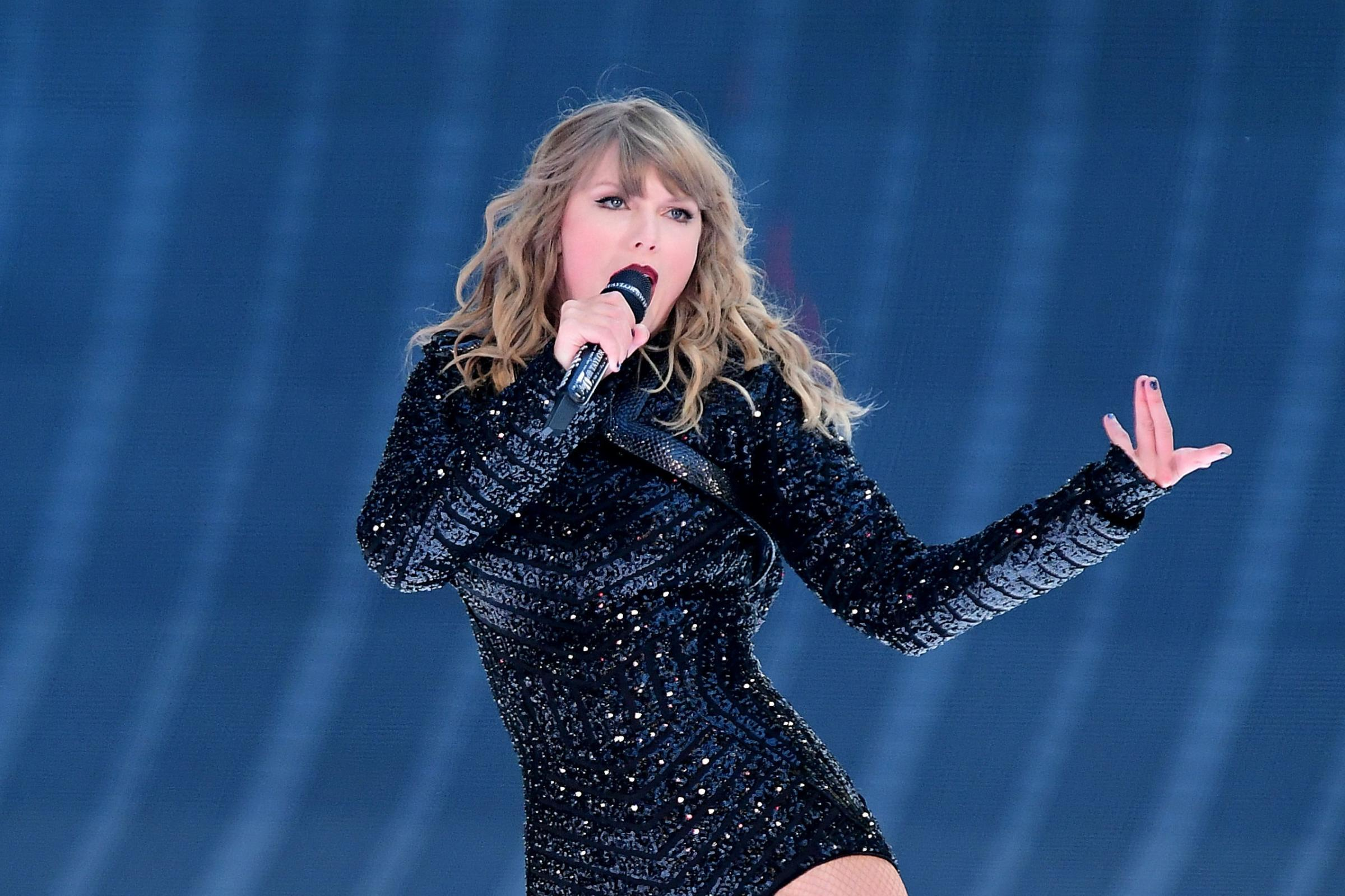 Marsha Blackburn shakes off Taylor Swift's intervention to win in Tennessee