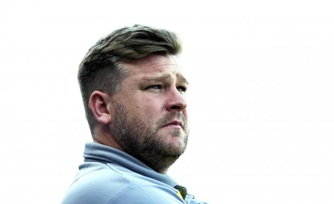 KARL ROBINSON COLUMN: We're eager to end poor run at Roots Hall