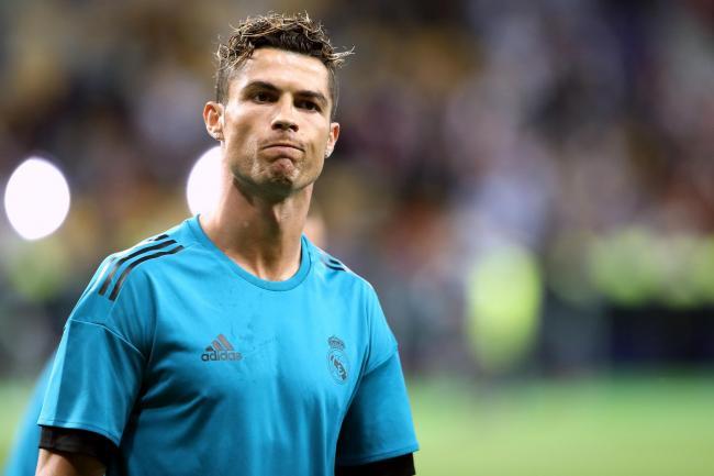 15165bf3aee3 Juventus manager Massimiliano Allegri is backing Cristiano Ronaldo,  pictured, to break his goalscoring duck