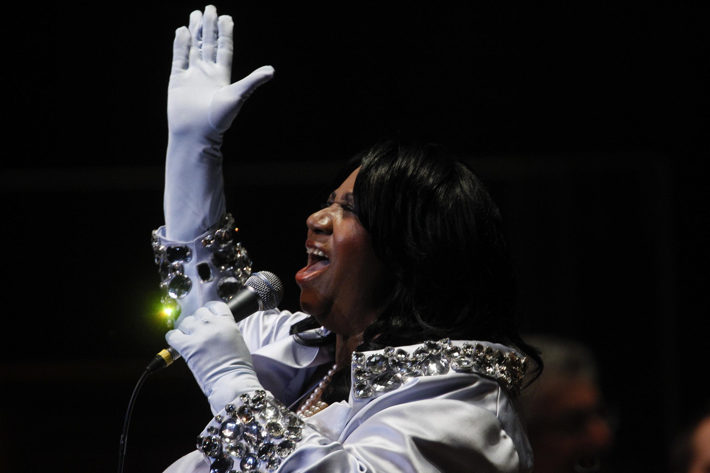 How much would you pay for Aretha Franklin's home?