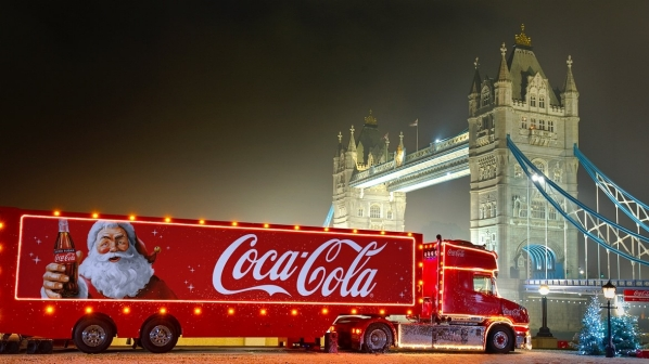 Oxford snubbed again by Coca-Cola Christmas Truck