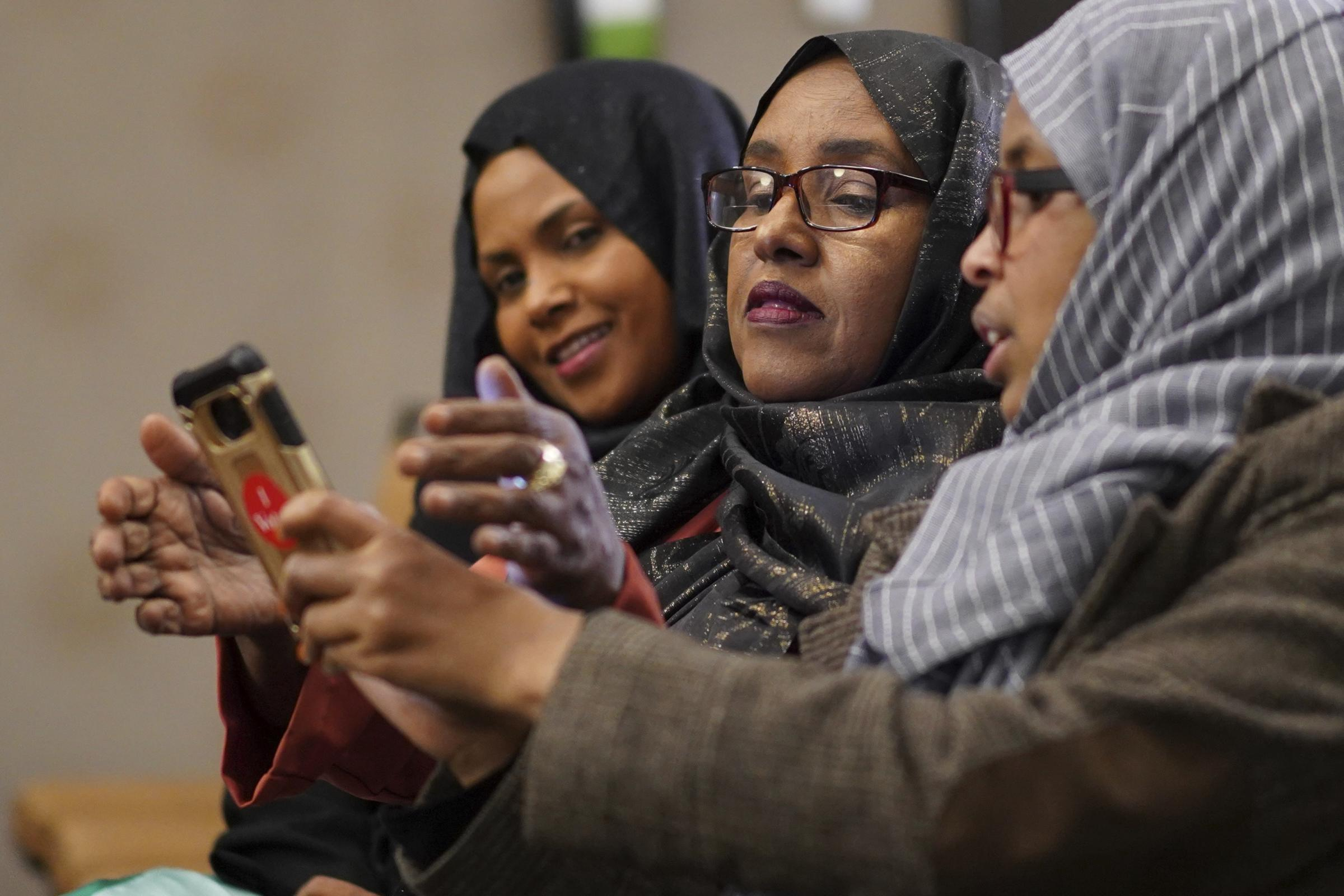 History made as two Muslim women elected to House of Representatives