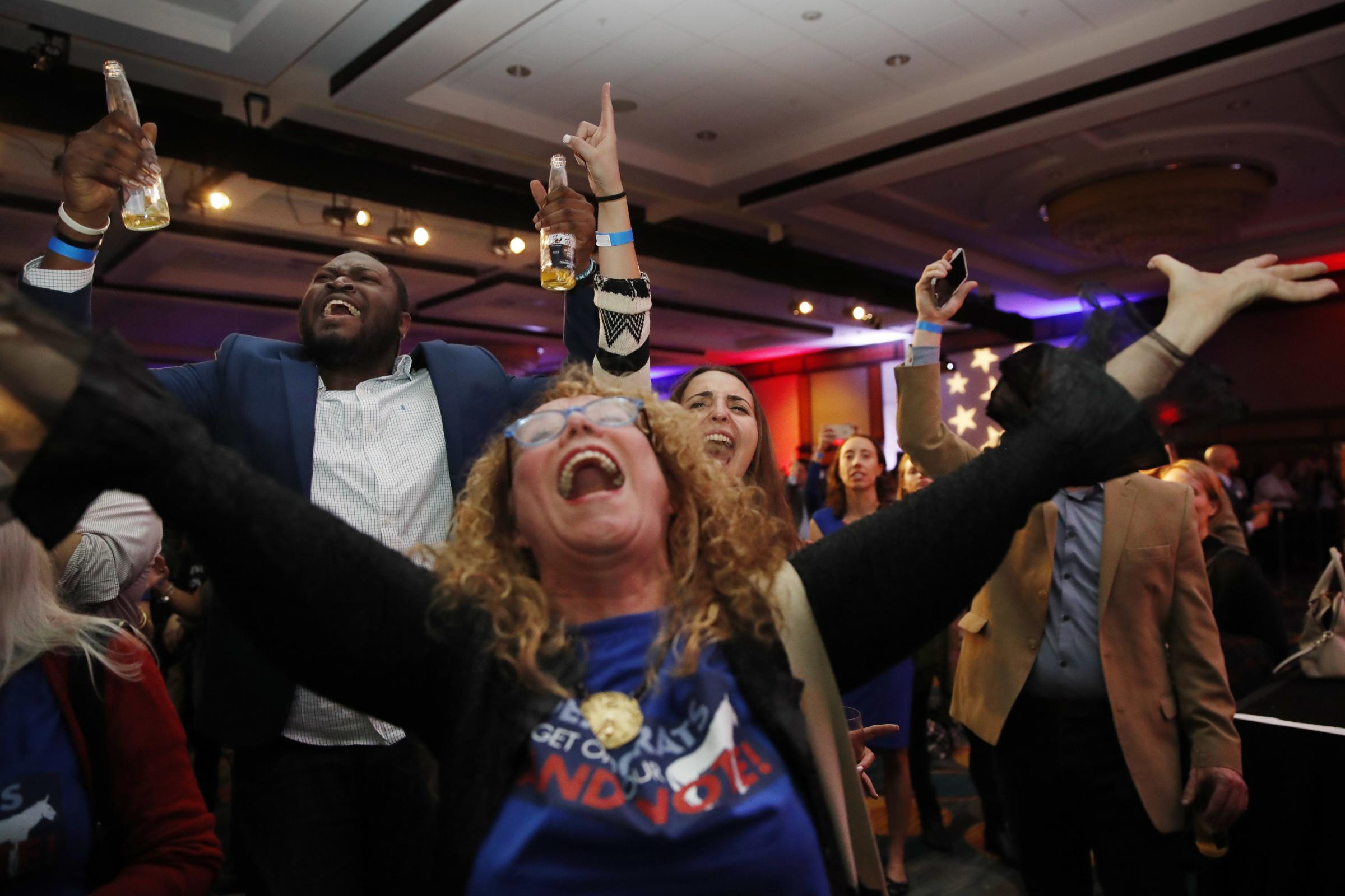 Six things we've learnt so far from the US midterm elections