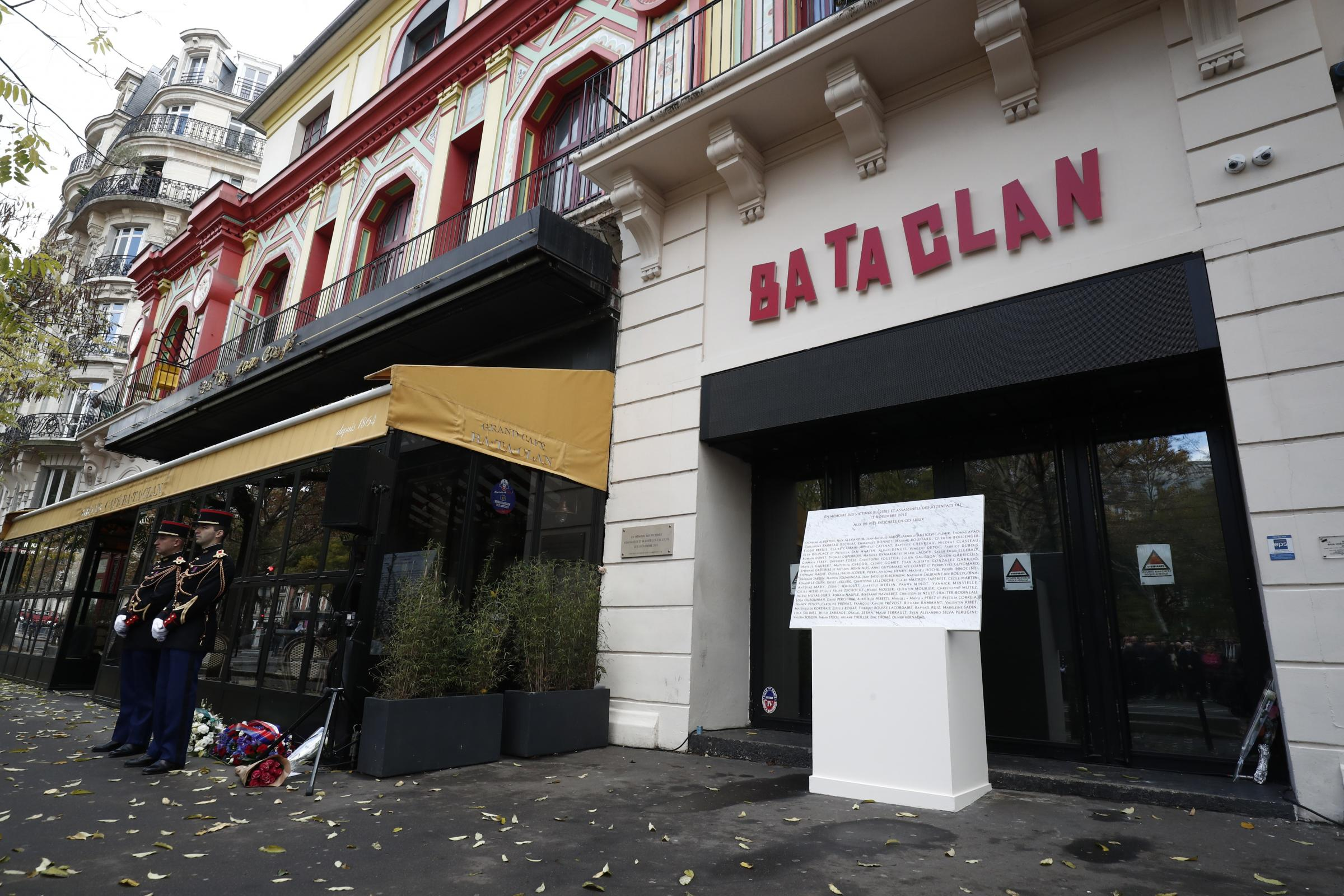 Six terror attacks thwarted by security forces in France this year