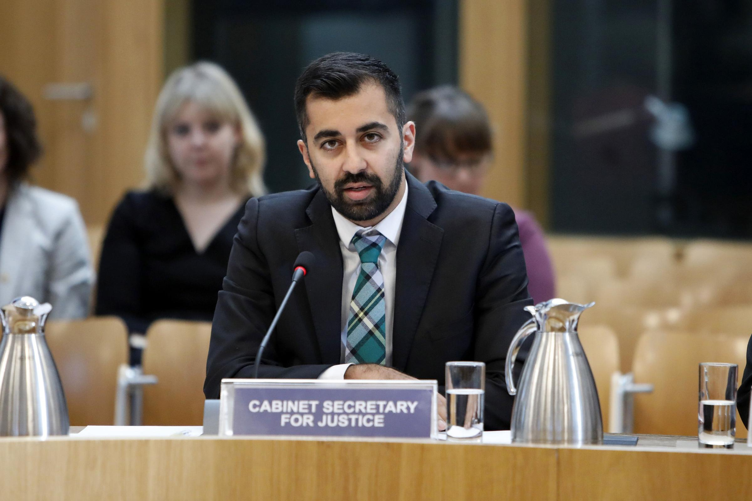 VAT payback could boost investment in Police Scotland, says Yousaf