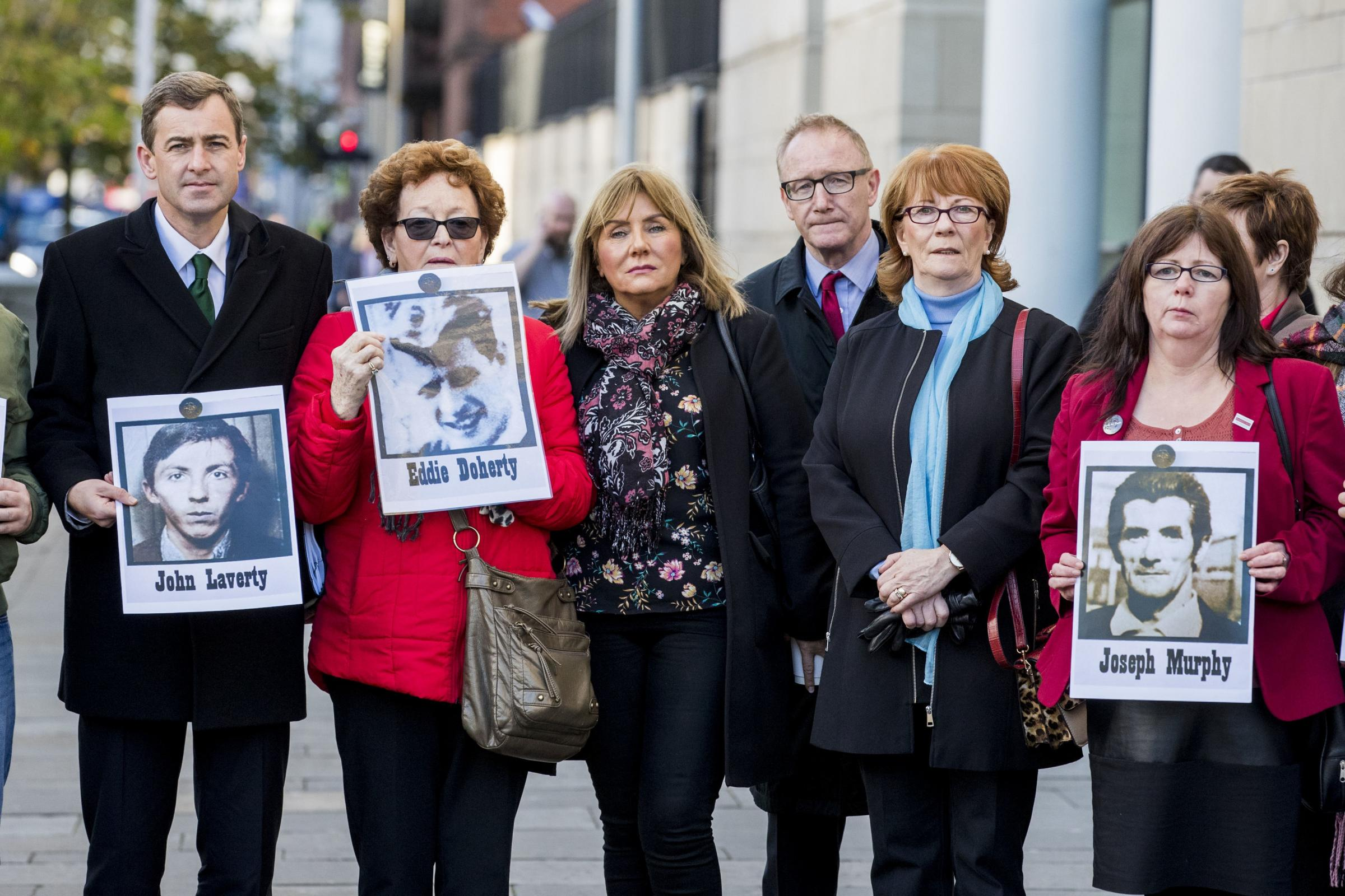 Concerns that British soldiers could be boycotting Ballymurphy inquest