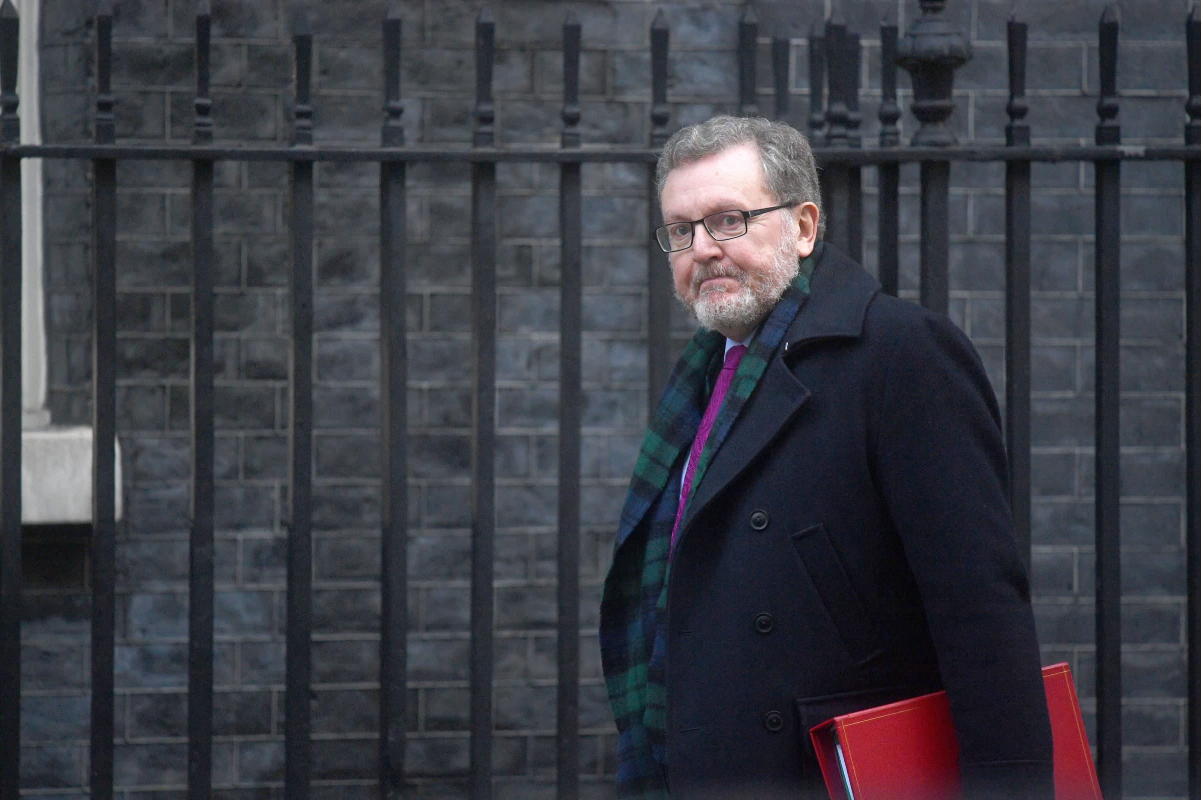 Cautious welcome for Brexit deal from Scottish Secretary