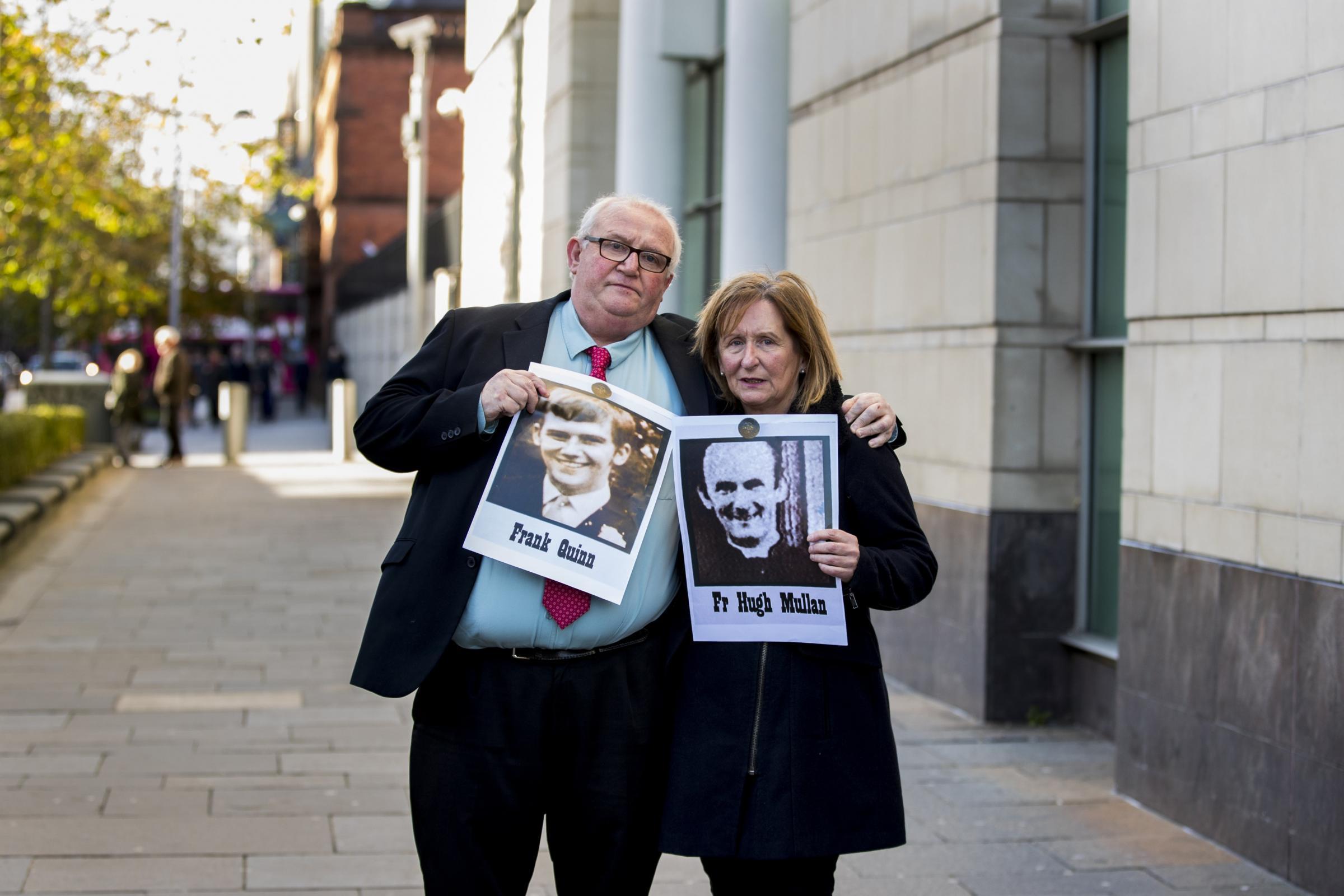 Ballymurphy families describe impact of massacre