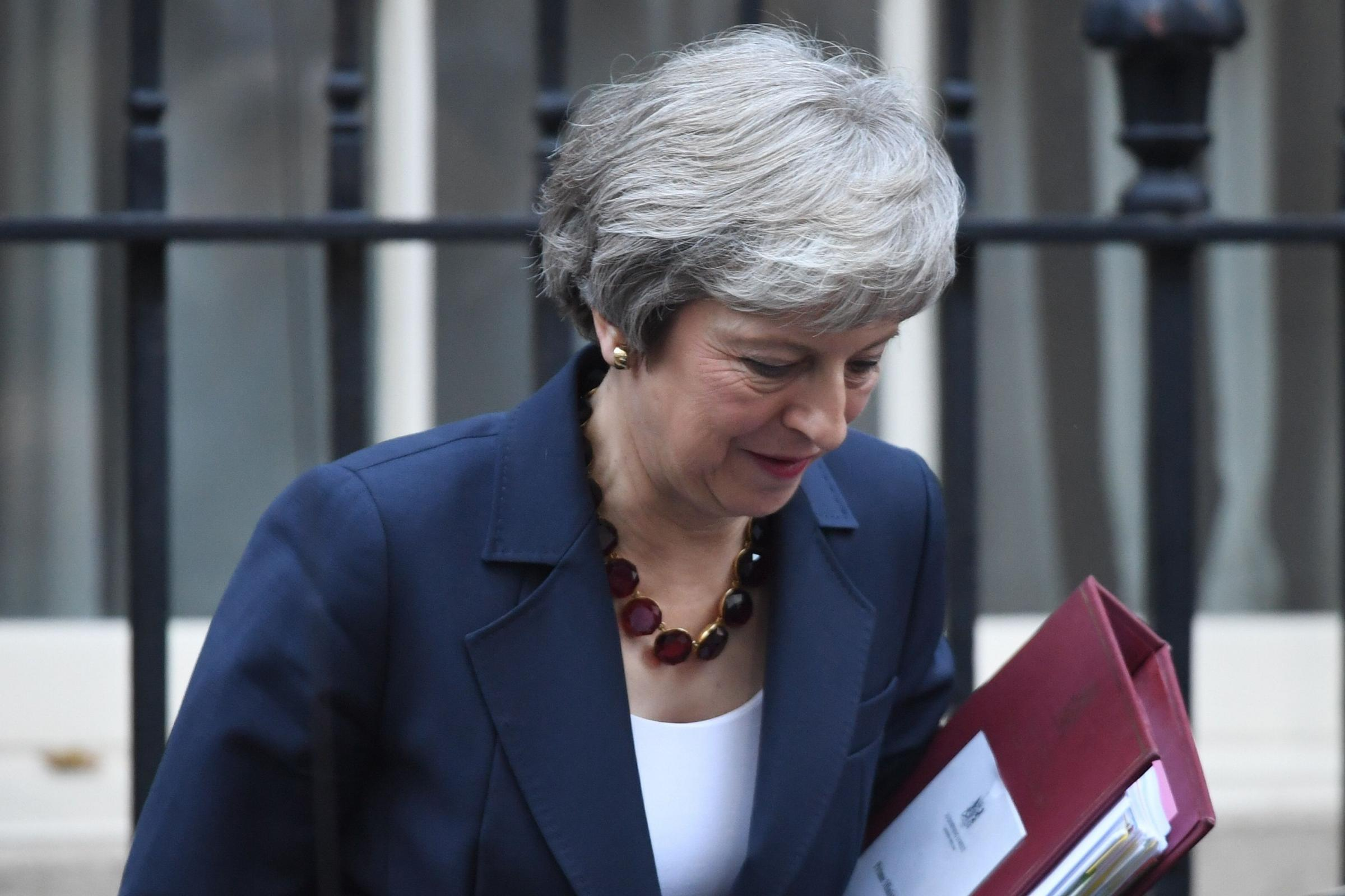 May set for Cabinet showdown over Brexit deal