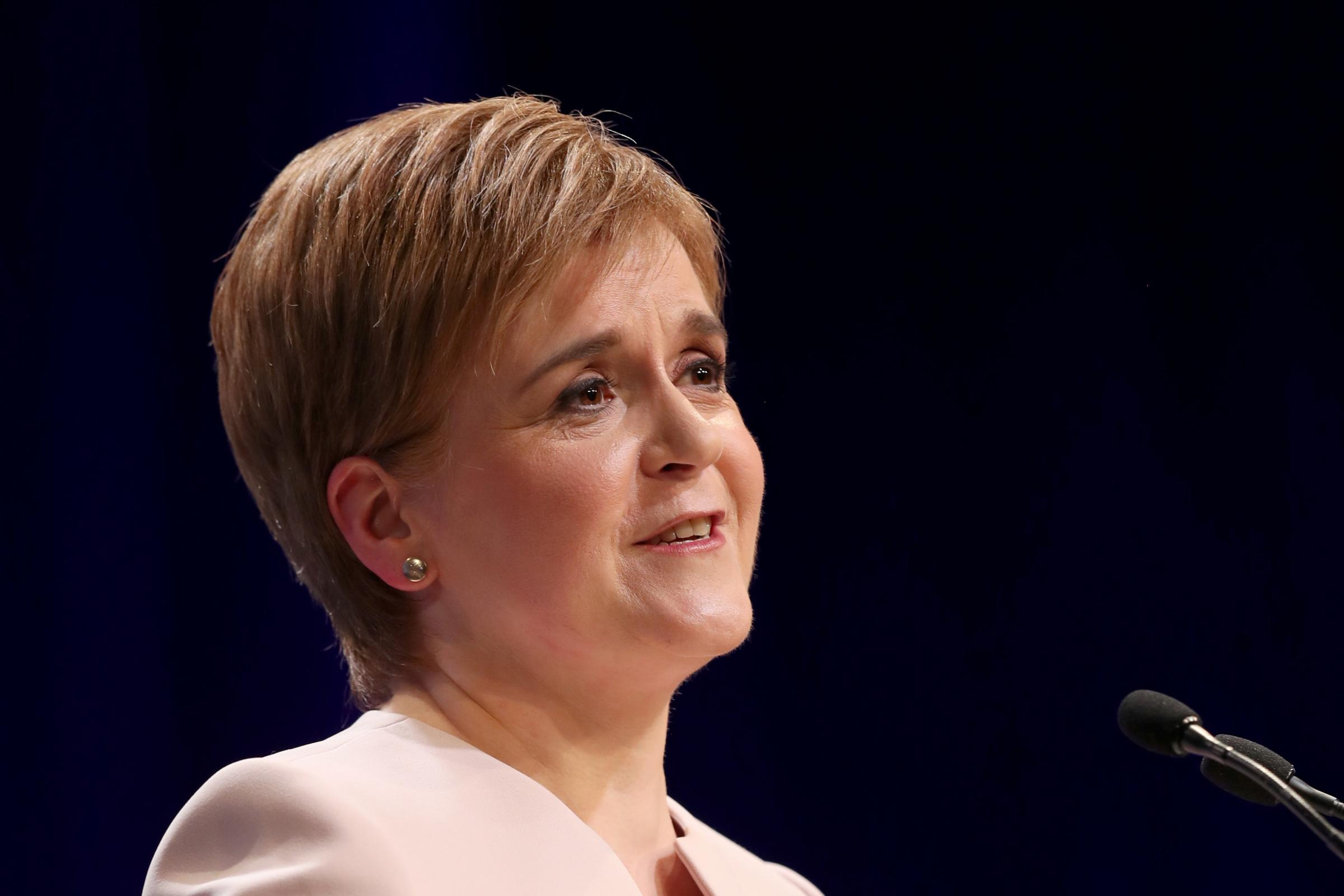 Brexit must not erode human rights, warns Sturgeon