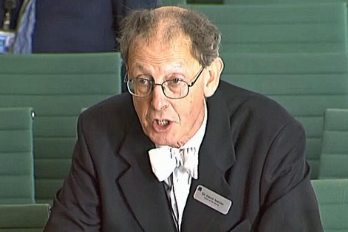 Senior House of Commons civil servant announces retirement