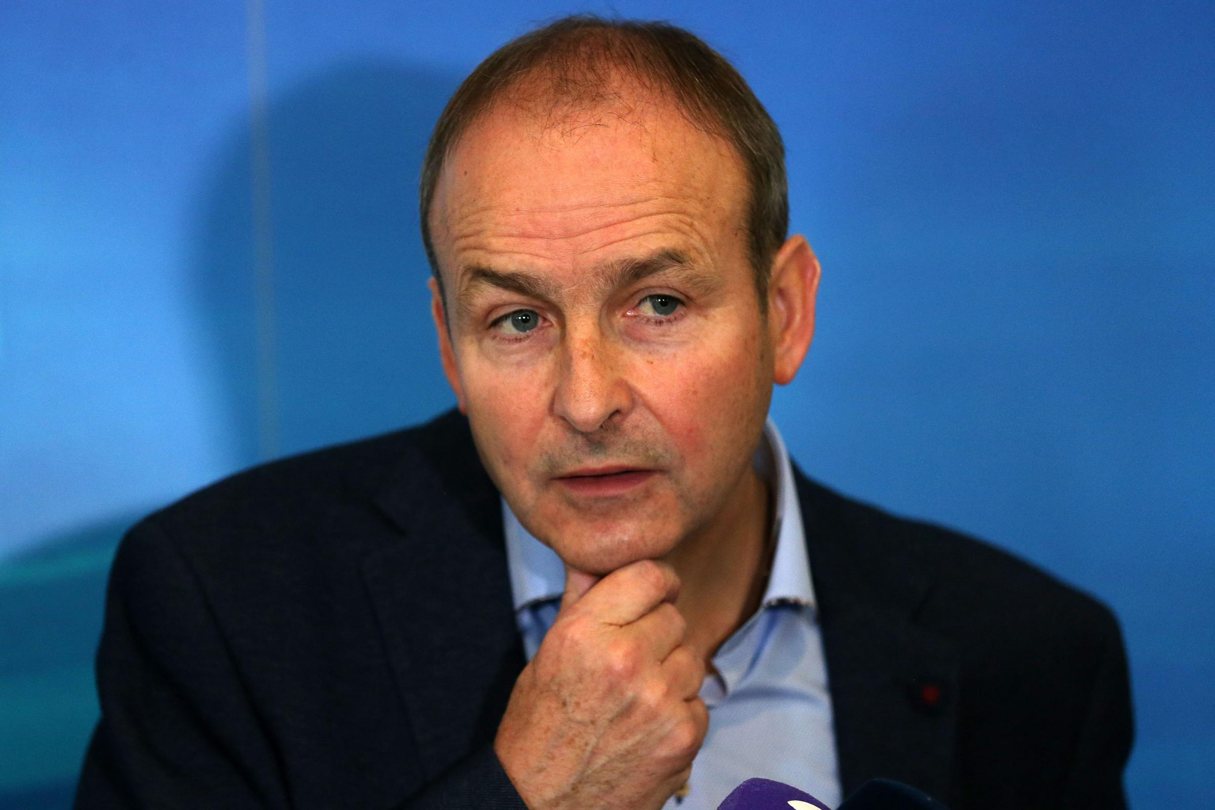 Irish opposition leader 'dismayed' by DUP response to Brexit proposal