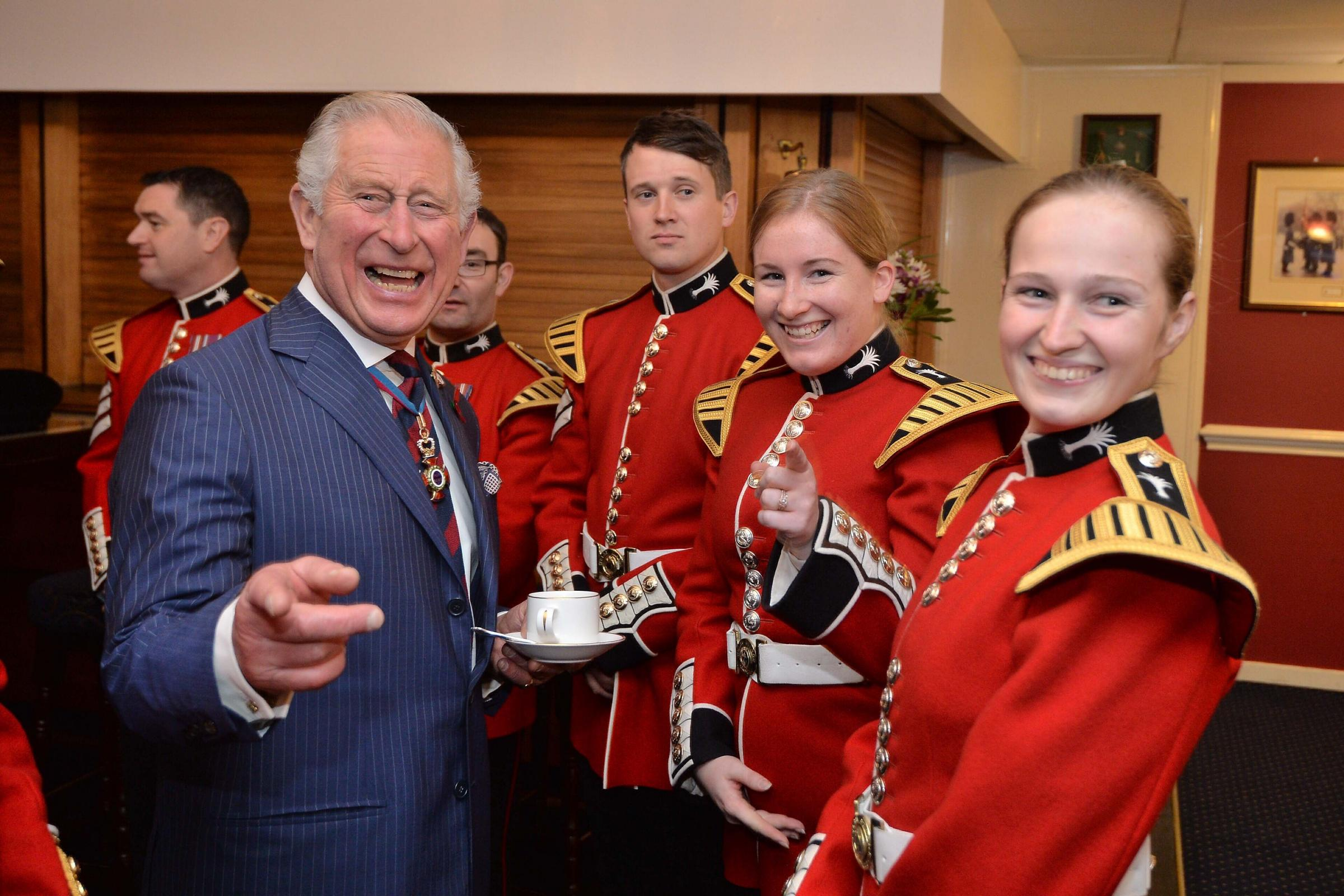 Birthday tributes paid to the Prince of Wales who 'refuses to be categorised'
