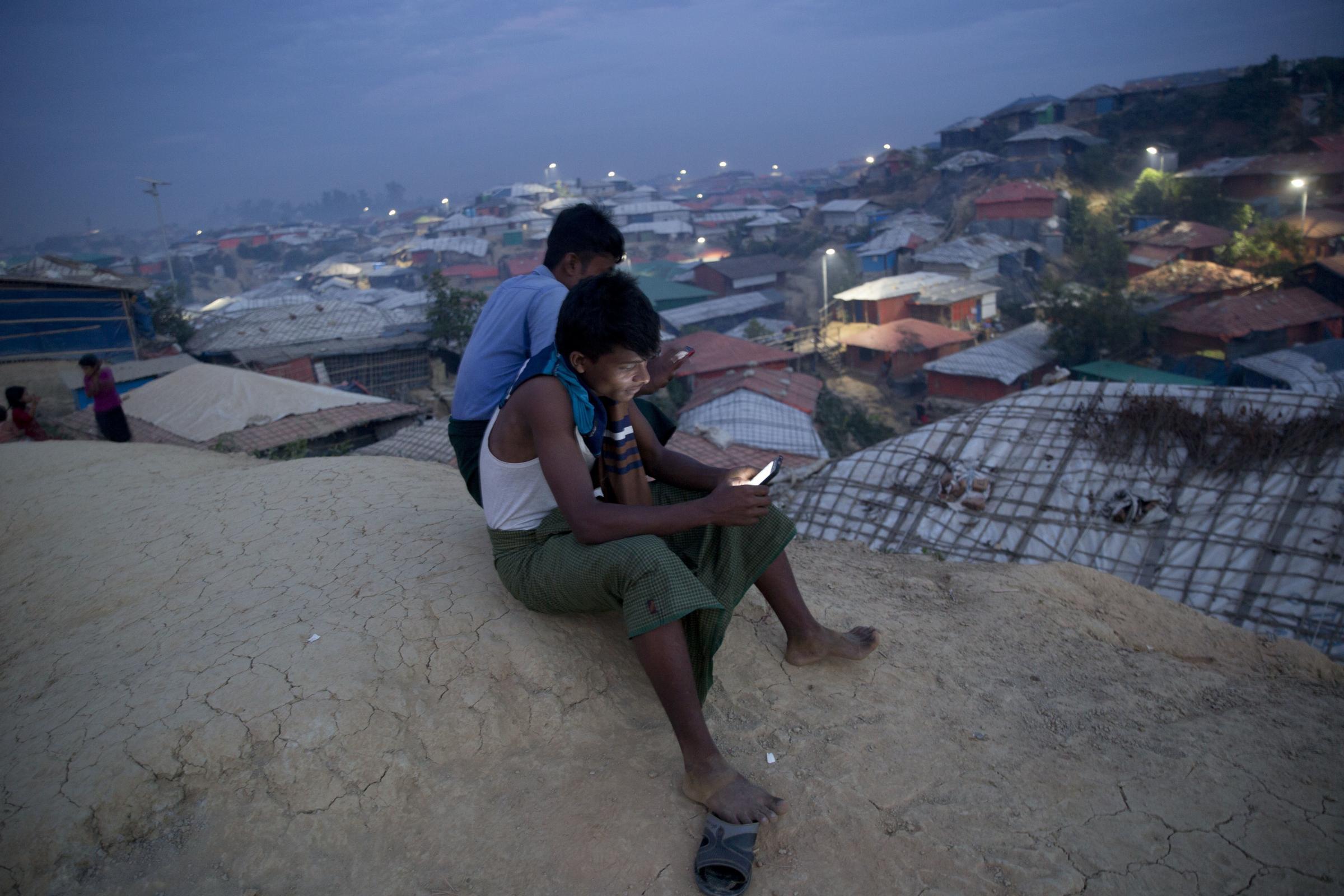 Bangladesh says it is ready to repatriate Rohingya refugees to Burma