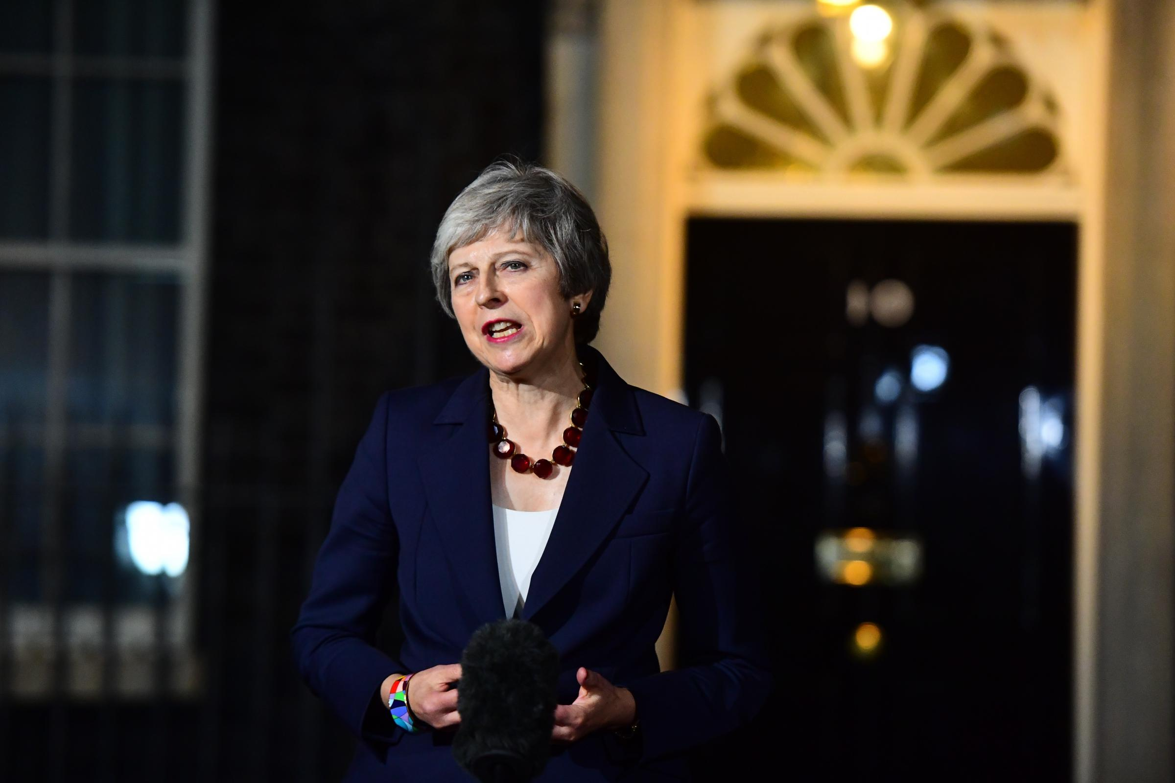 Cabinet approves Brexit deal after marathon five-hour meeting