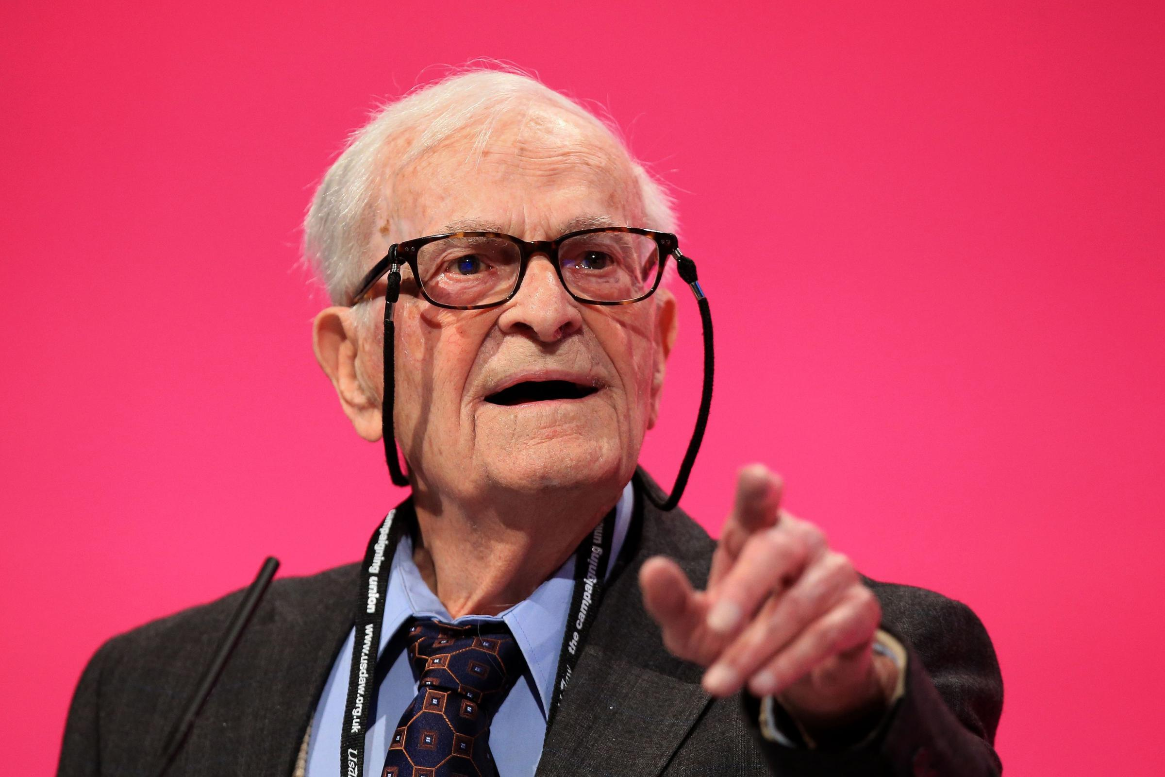 IMG HARRY LESLIE SMITH, British Writer and Political Commentator