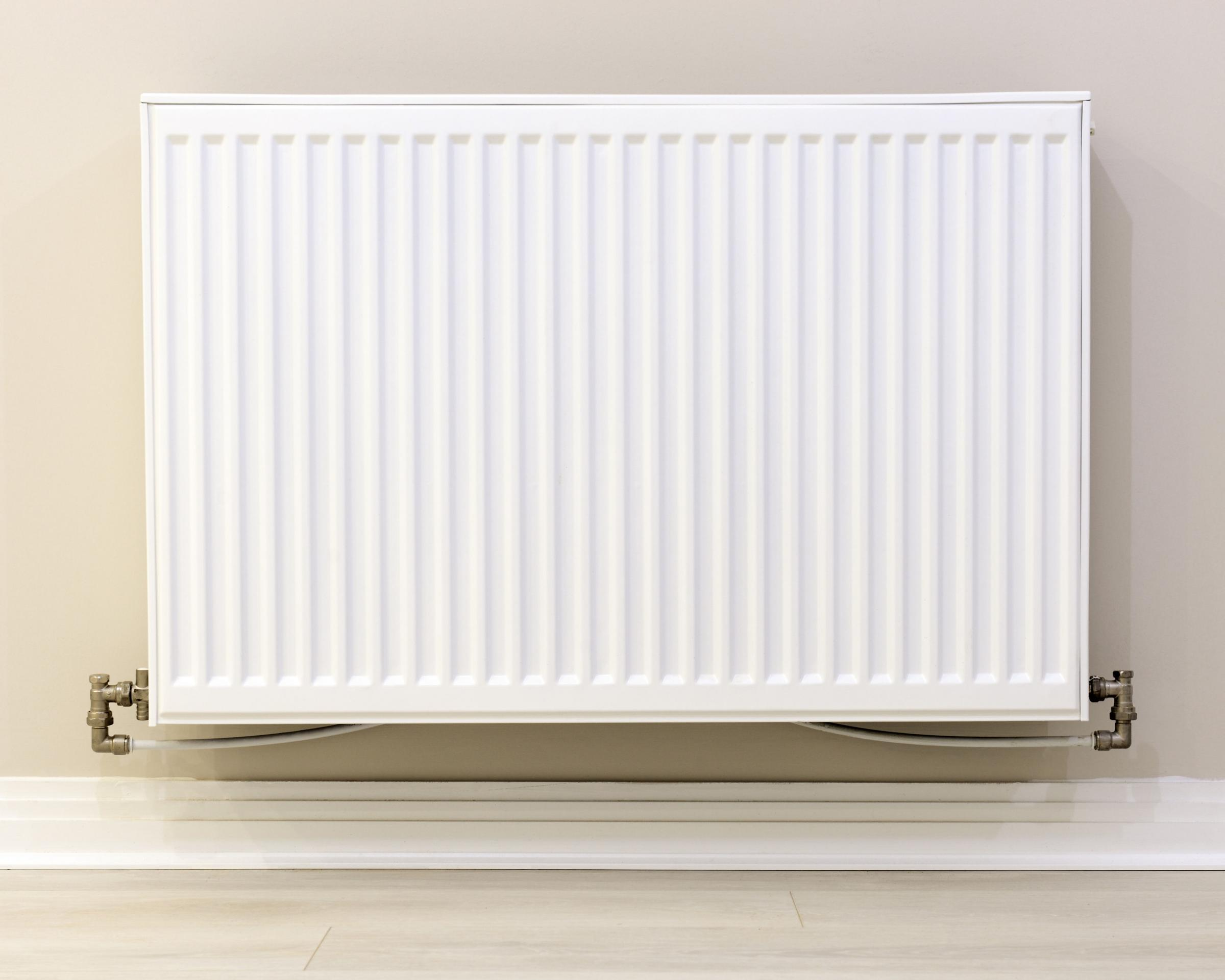A Generic Photo of a radiator in a home. See PA Feature HOMES Heating Bills. Picture credit should read: PA Photo/thinkstockphotos. WARNING: This picture must only be used to accompany PA Feature HOMES Heating Bills...
