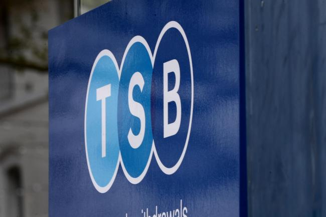 400 jobs at risk as TSB closes 82 branches
