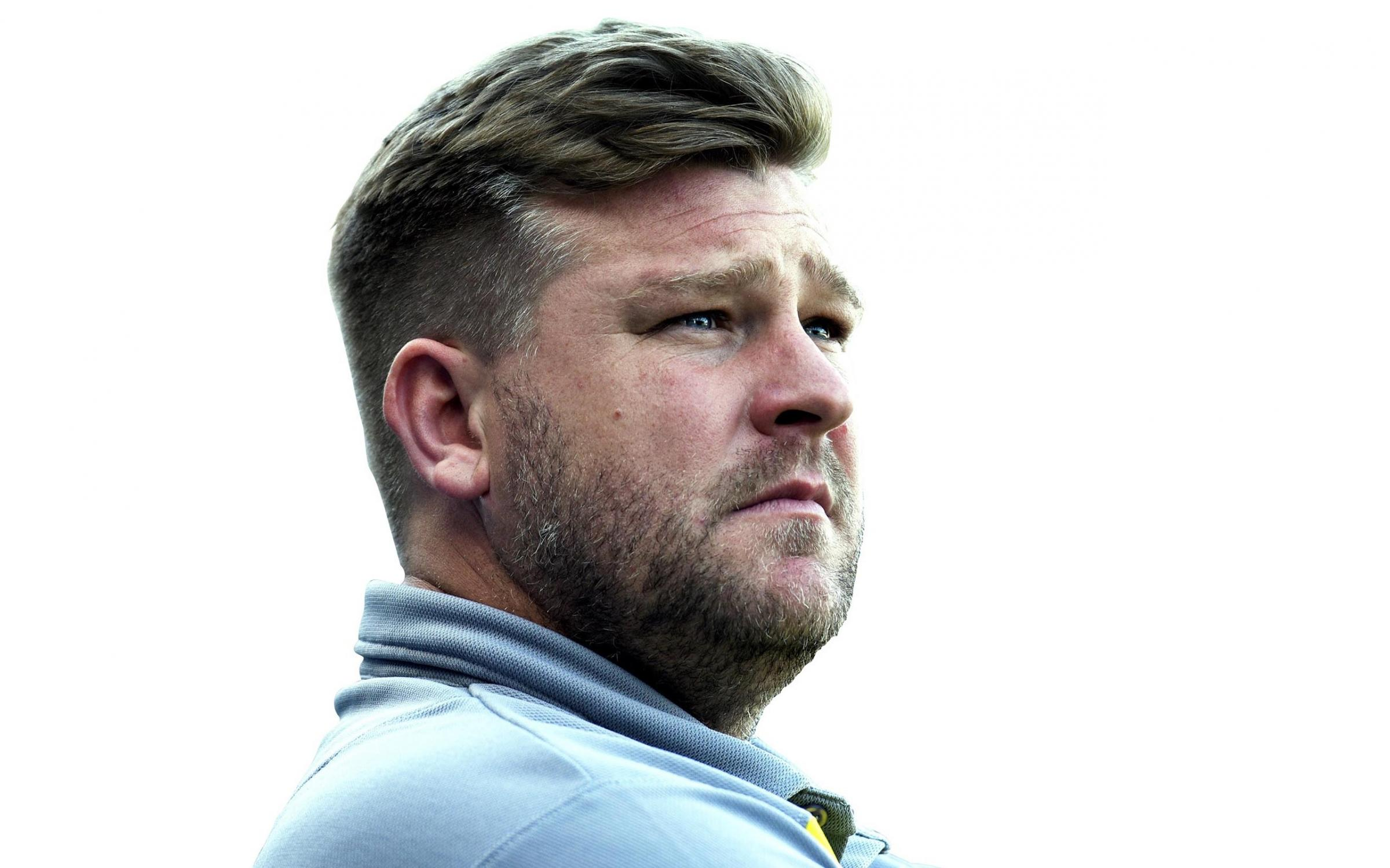 KARL ROBINSON COLUMN: We're determined to build momentum for next year