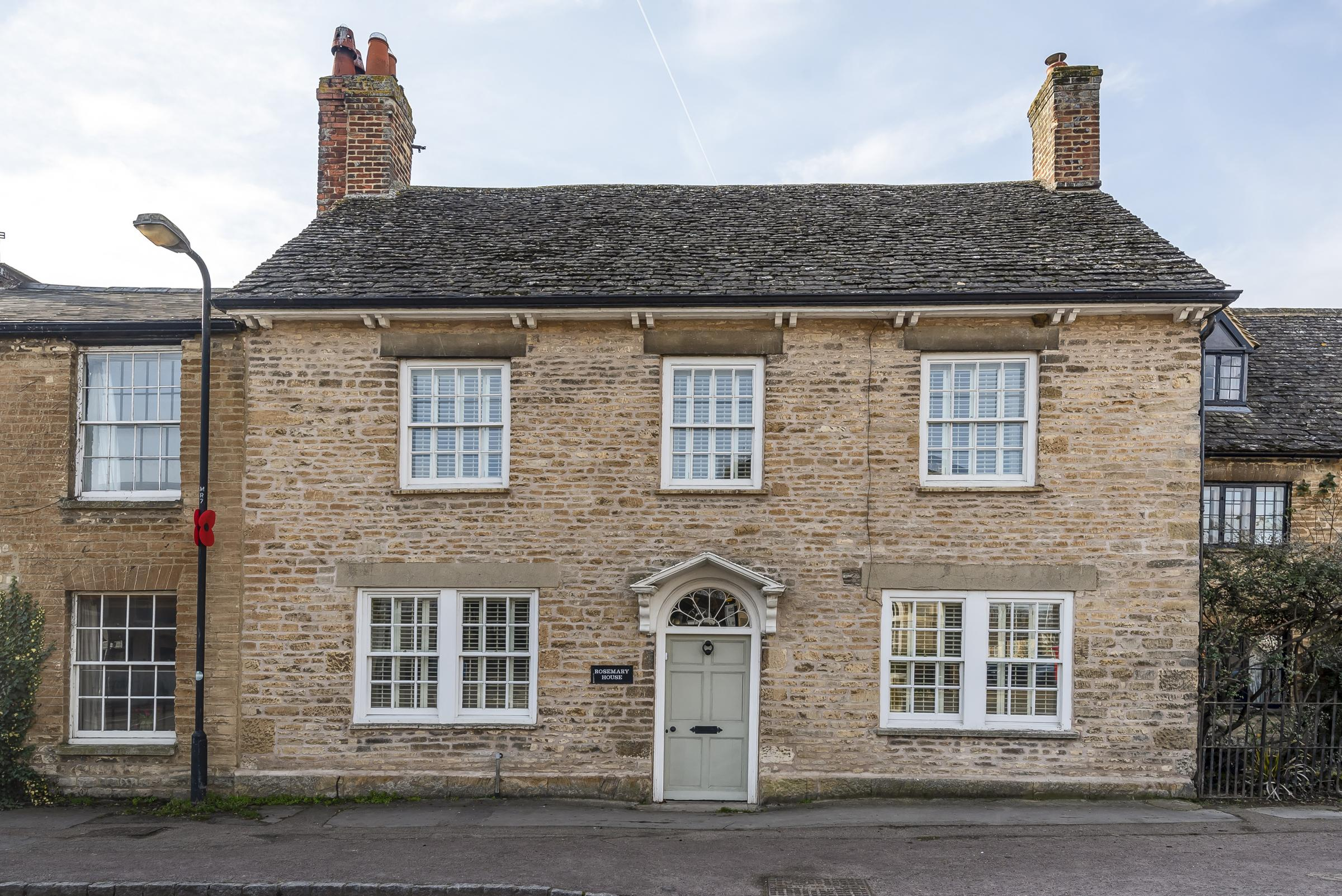 Pictures: Inside the next-door houses for sale in Downton Abbey village
