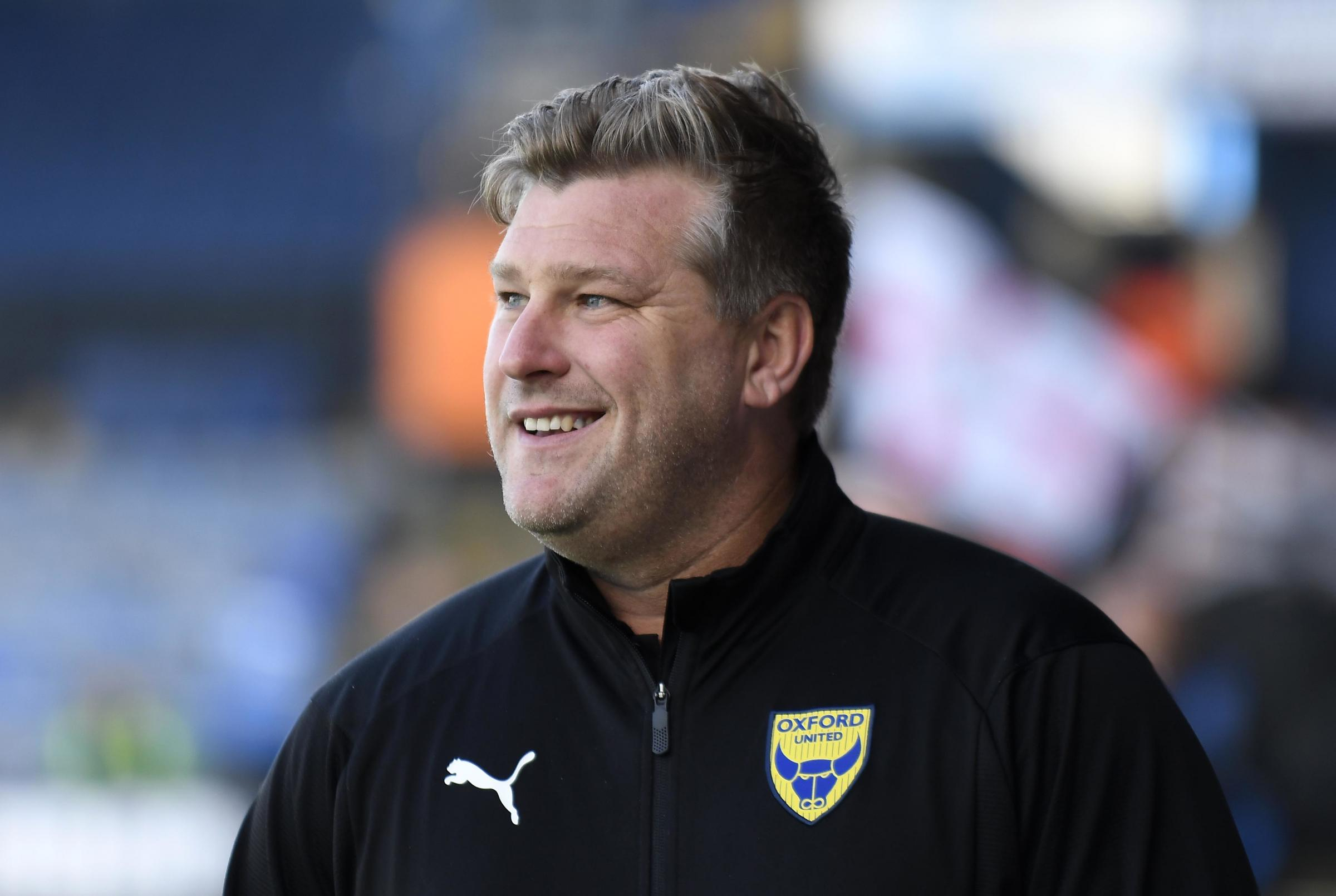 Oxford United boss Karl Robinson is going on a scouting mission to Scotland this weekend