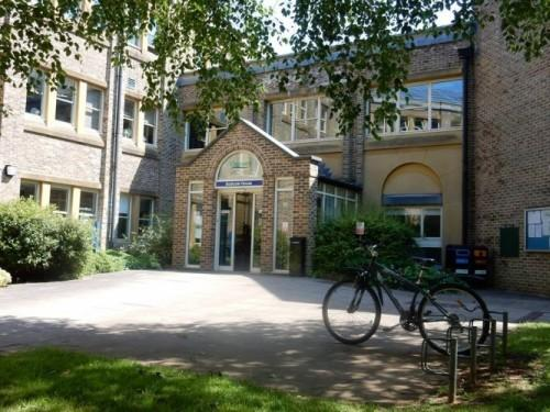Cherwell District Council head offices at Bodicote House in Banbury