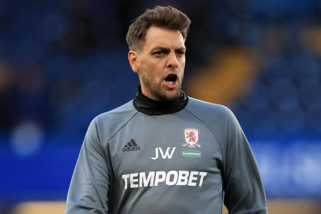 Middlesbrough are ready to appoint Jonathan Woodgate as their new manager